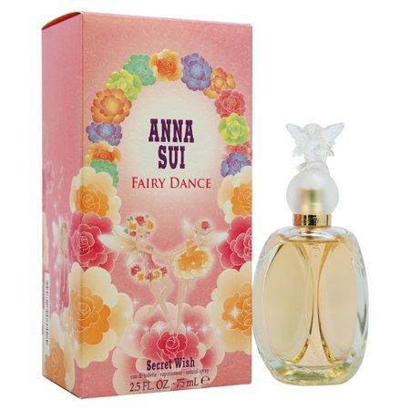 Anna Sui Fairy Dance Secret Wish Eau de Toilette Spray For Women 2.5 Oz