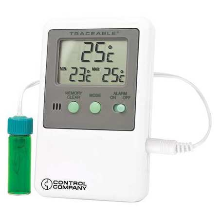 Traceable 4527 Digital Thermometer, 5 ml Vaccine