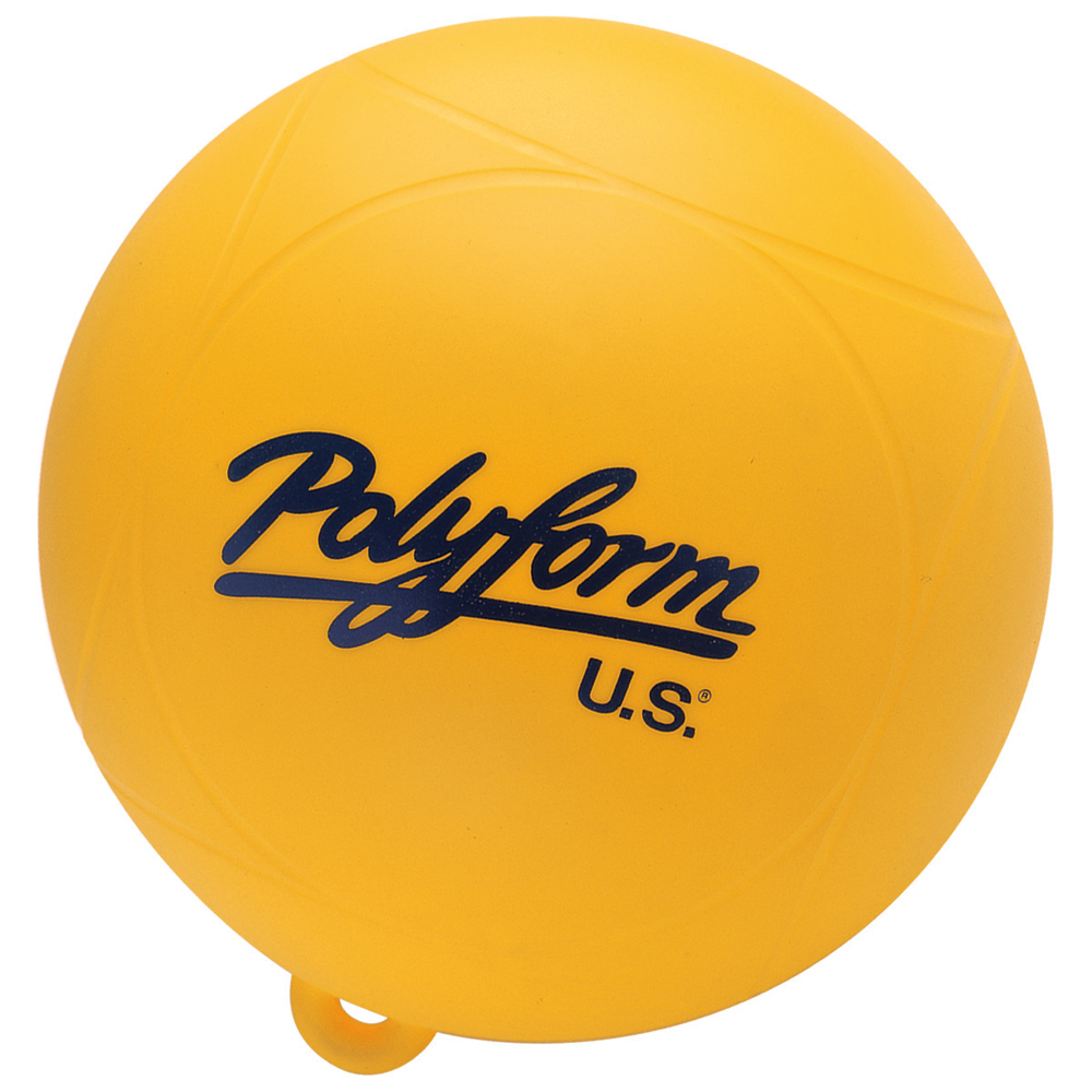 Click here to buy The Amazing Quality Polyform Water Ski Slalom Buoy Yellow.