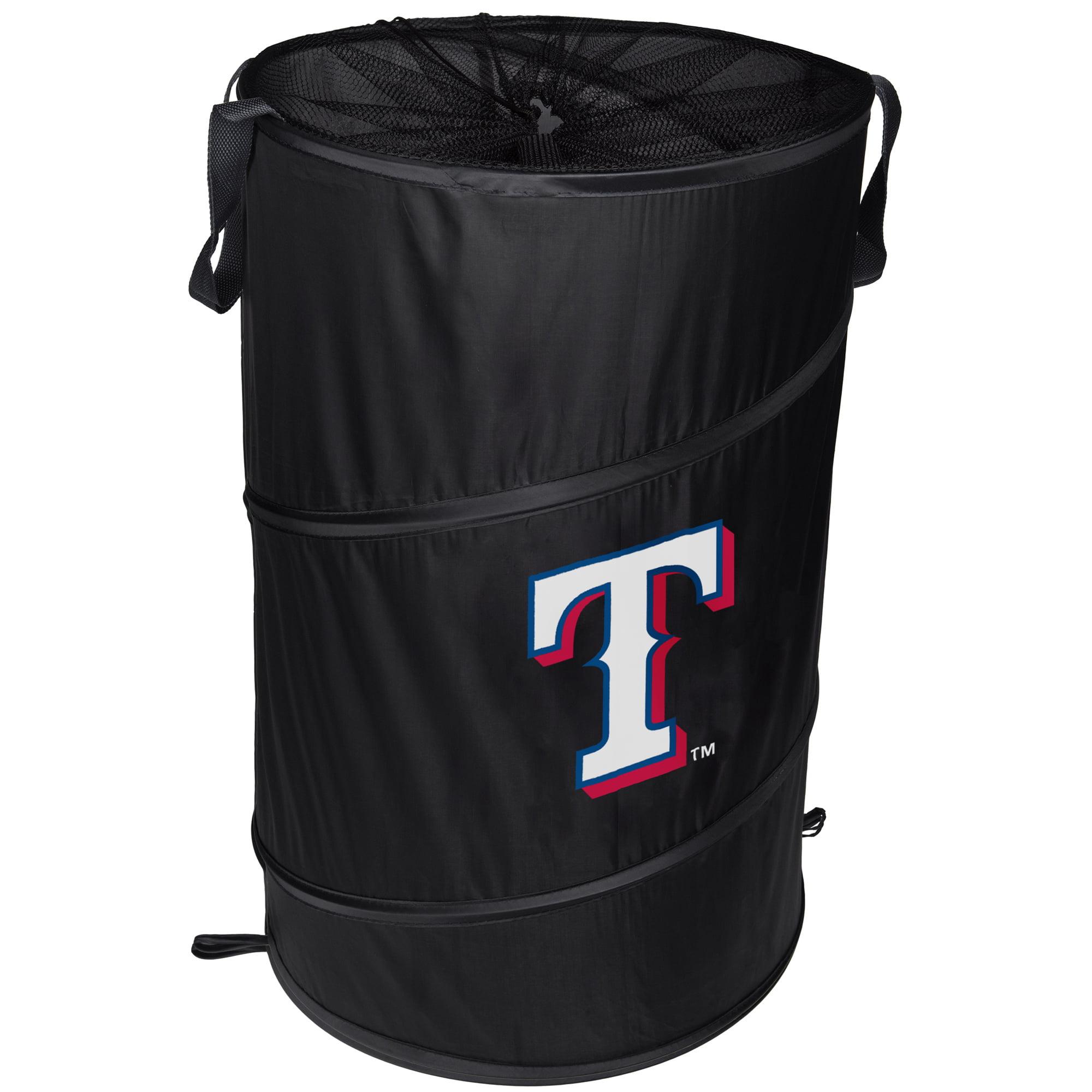Texas Rangers Cylinder Pop Up Hamper - No Size