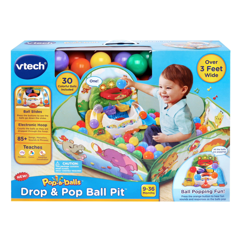 Pop a Balls™ Drop & Pop Ball Pit™ Walmart