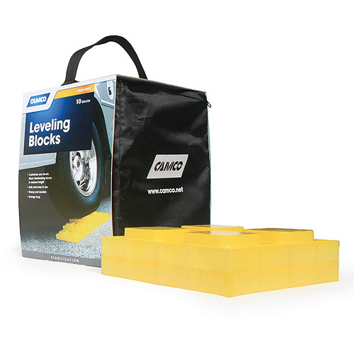 Camco Leveling Blocks, 10pk