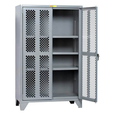 Little Giant High Visibility Storage Cabinet