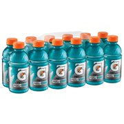 Gatorade Thirst Quencher Frost Sports Drink, Glacier Freeze, 12 Fl Oz, 12 Count