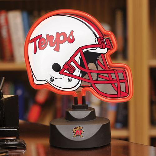 Maryland Neon Display Helmet