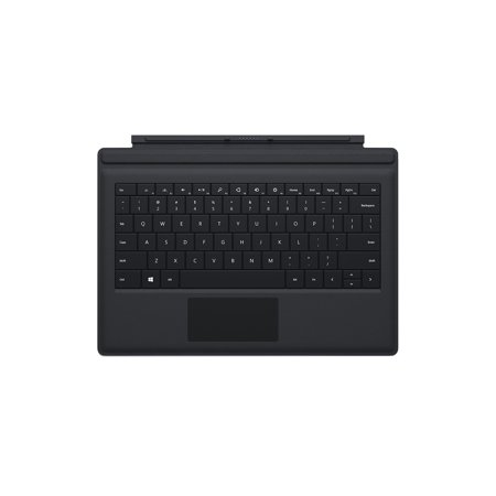 Microsoft Surface Pro 3 Type Cover Keyboard Black For Surface Pro 3 RF2-00021 RD2-00080 (Surface Pro 3 Keyboard Type)