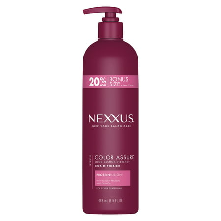 Nexxus Color Assure for Color Treated Hair Conditioner, 16.5
