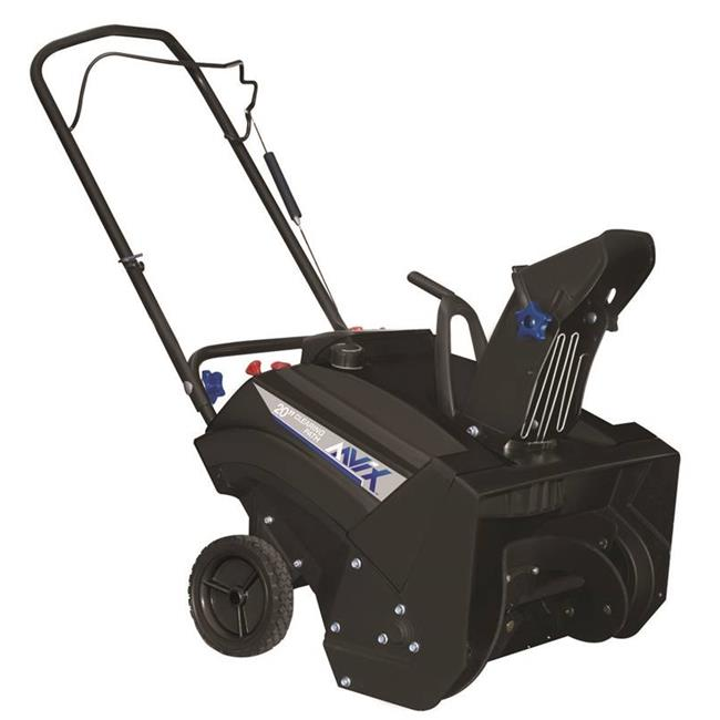 Pulsar Products 3757697 20 in. Powered Single Stage Snow Thrower