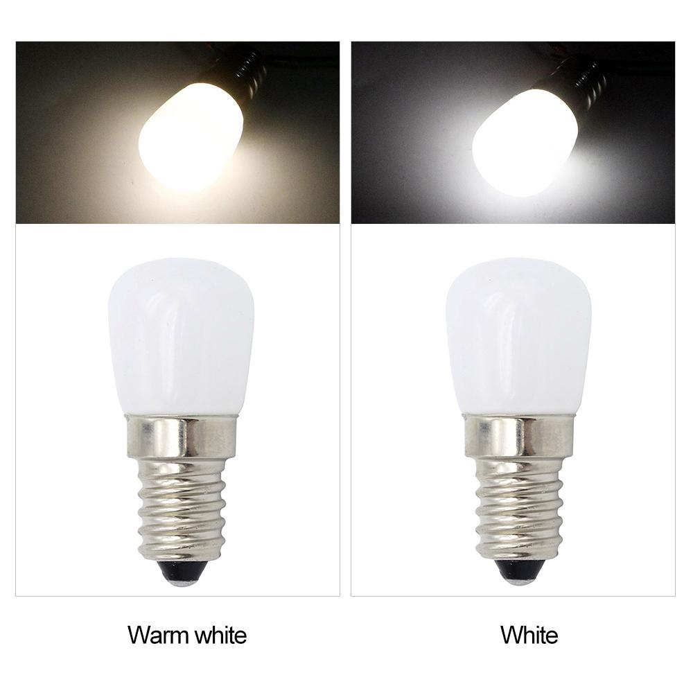 Lec Réfrigérateur Congélateur 15 W Ampoule e14 Lampe