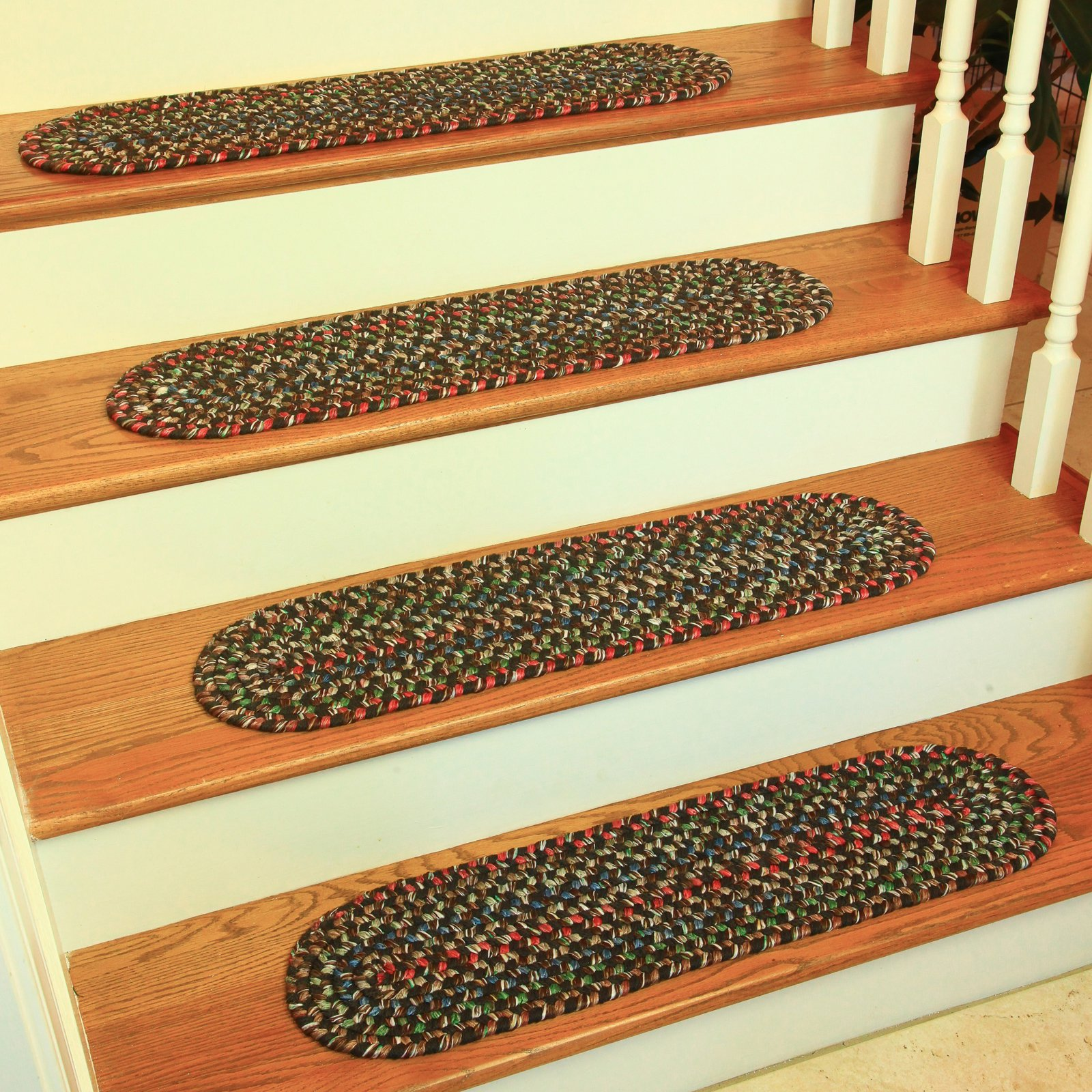 Rhody Rug Kelley Stair Tread