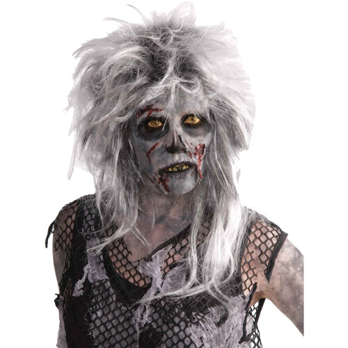Wild Zombie Wig Adult Halloween Accessory