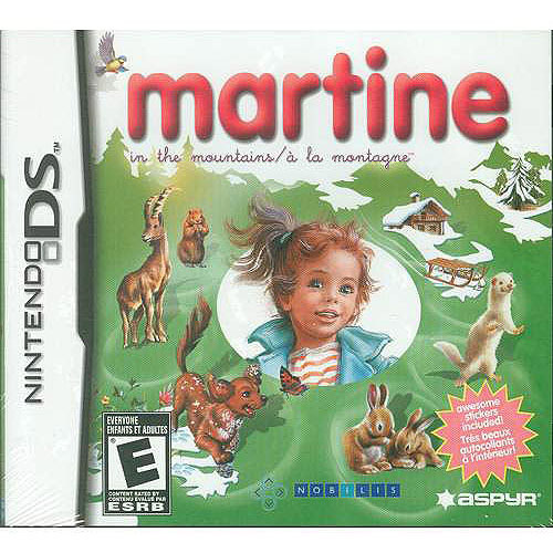 Martine Goes to the Mountains (DS)