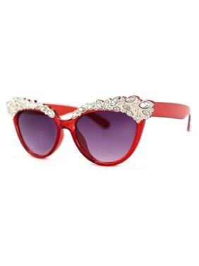 ecdf09e7358 Product Image A.J. Morgan Women s Princess Mano Cat-Eye Sunglasses