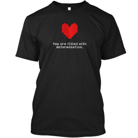 Undertale T Shirt Hanes Tagless Tee T Shirt