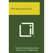 The Bhagavad Gita (Paperback)