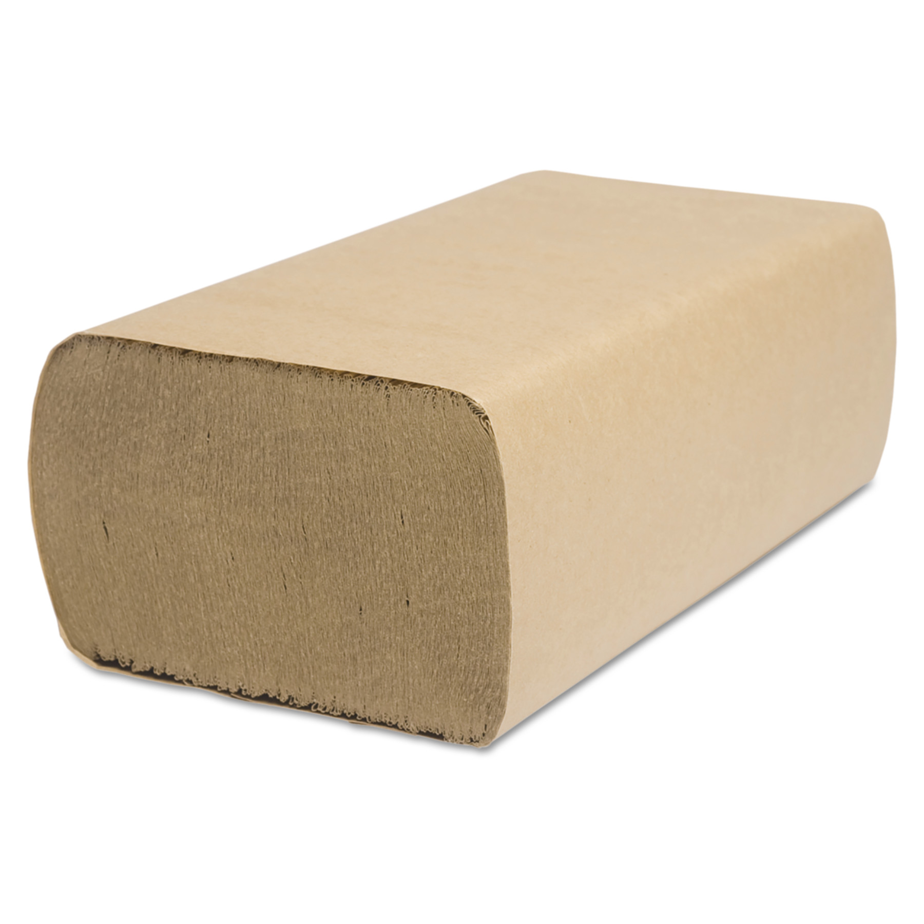 Cascades Decor Multifold Paper Towels, Natural, 250 count, (Pack of 16)