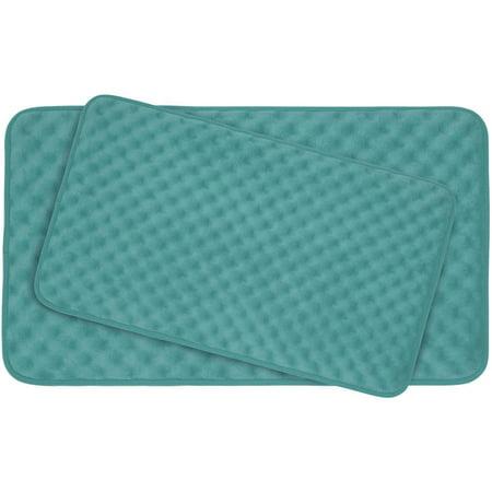 Bounce Comfort Massage Premium Memory Foam Bath Mat ()
