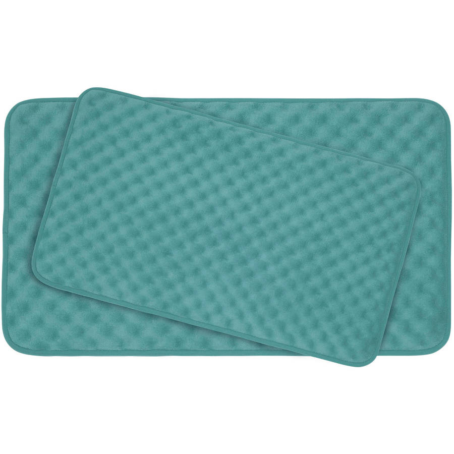 Bounce Comfort Massage Premium Memory Foam Bath Mat