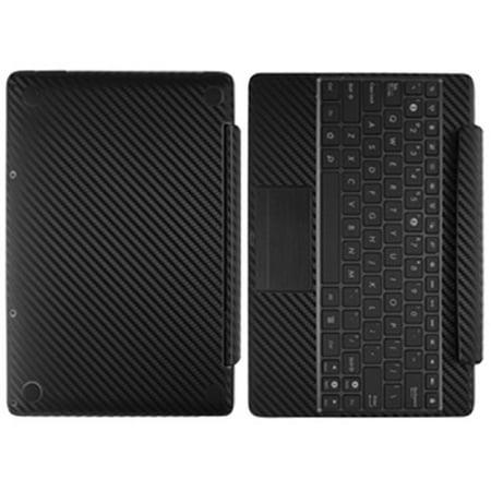 - Skinomi Carbon Fiber Skin for Asus EEE Pad Transformer Prime TF201 Keyboard