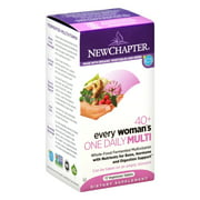 New Chapter Every Woman's One Daily 40+ Multivitamin Tablets, 72 Ct