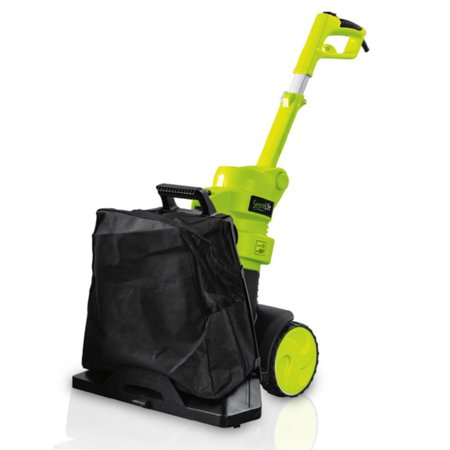 Electric Vacuum Blower - Corded Home Garden Blower, Vacuum, Mulcher System - Airvac Central System Vacuums