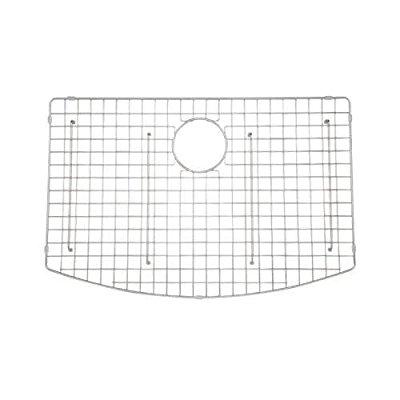 Rohl WSG3021 Wire Sink Grid For Rohl RC3021 Kitchen Sink, Stainless Steel