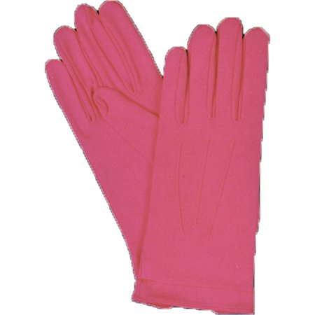 Morris Costumes Nylon Gloves Snap Hot Pink Adult Halloween Accessory - Homemade Halloween Costume Ideas Hot Air Balloon