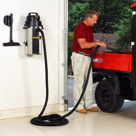 Shop-Vac 8 Gallon 2.0 Peak HP 2-Stage Motor Wall-Mounted Garage Vacuum -  Walmart.com - Shop-Vac 8 Gallon 2.0 Peak HP 2-Stage Motor Wall-Mounted Garage