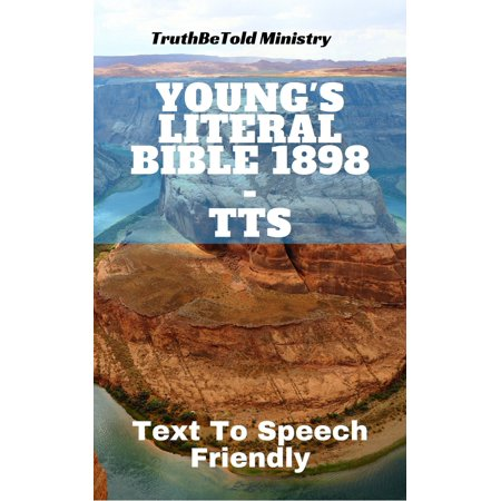 Young's Literal Bible 1898 - TTS - eBook