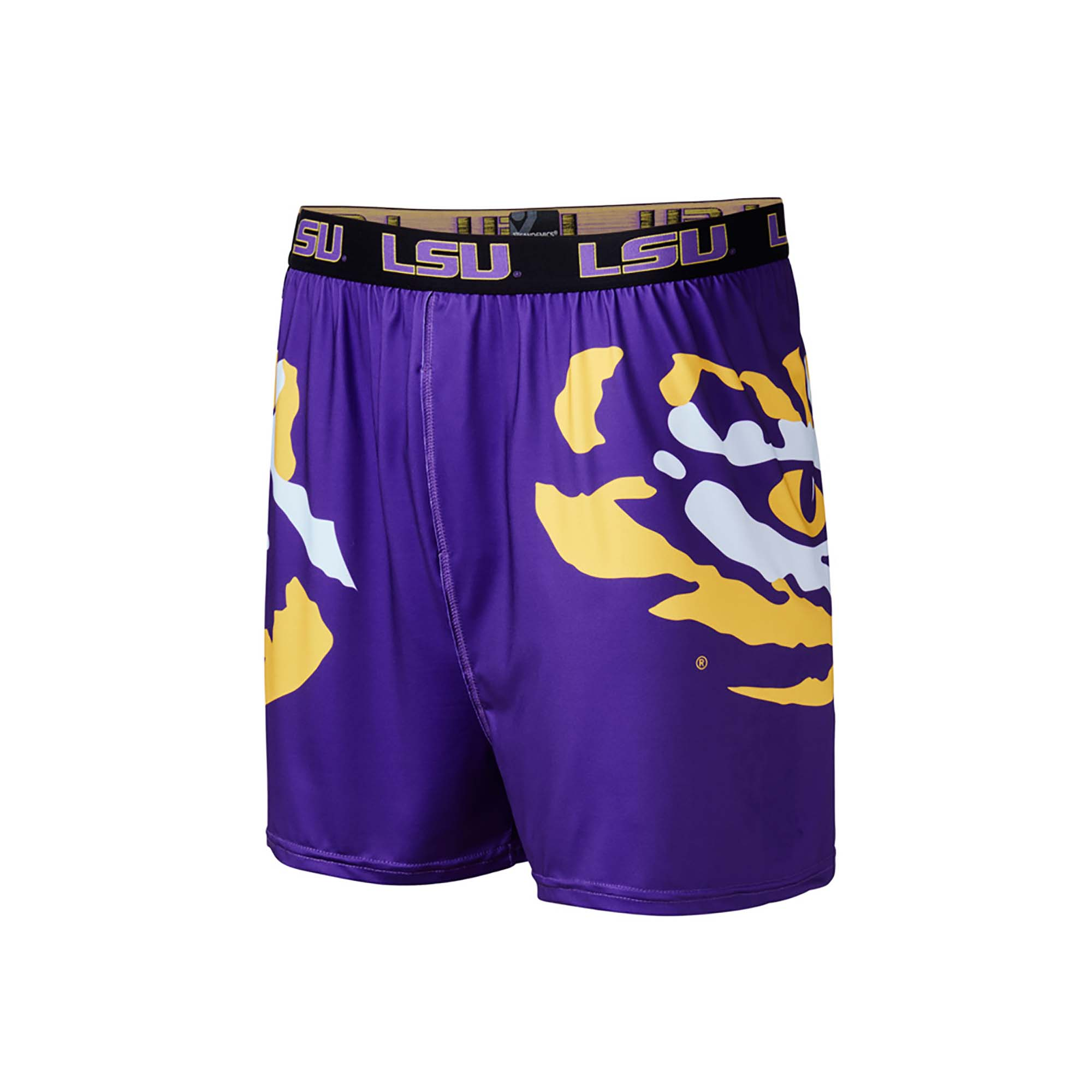 LSU Louisiana State University Tigers Men's Premium Underwear by Fandemics