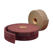 SCOTCH-BRITE Abrasive Roll,  Super Fine,  4in x 30ft 00263