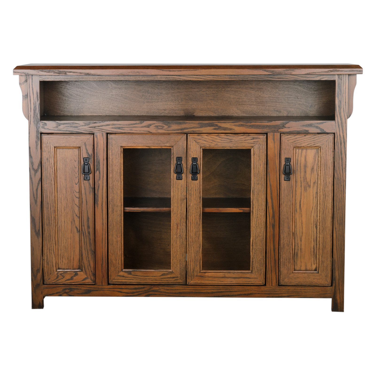 Eagle Furniture 59 in. Wide Mission Entertainment Console