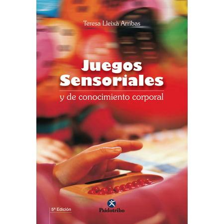Juegos sensoriales y de conocimiento corporal - eBook](13 Dias De Halloween Juegos)