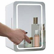 Réfrigérateur LED à miroir Koolatron - 6 litres / 6,3 pintes