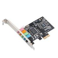 5.1 Channel PCI-e x1 Sound Card