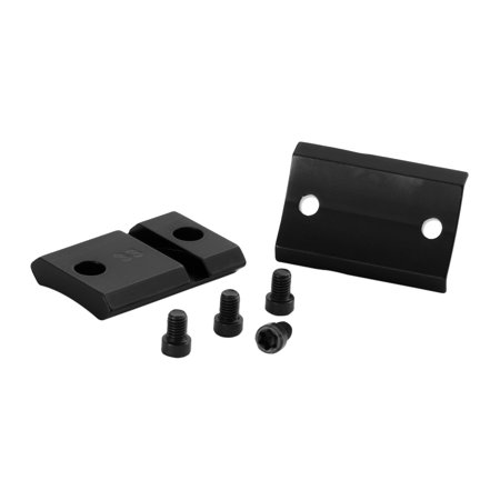 Browning 12553 2-Piece Base For Browning X-Bolt Weaver Style Black Gloss
