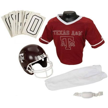 Franklin Sports NCAA Texas A&M Aggies Uniform Set, Small