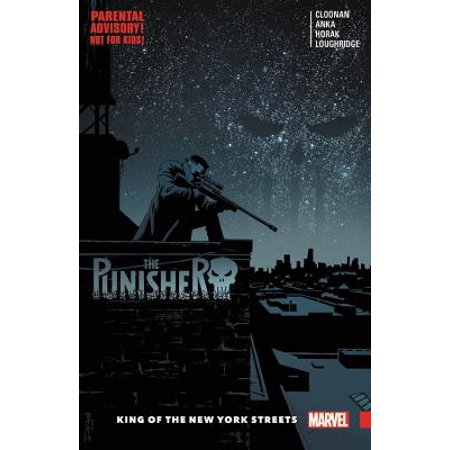 The Punisher Vol. 3 : King of the New York