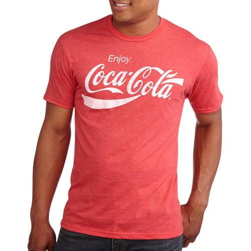Coca Cola Men's Graphic Tee
