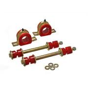 Energy Suspension 01-06 C2500 HD Silverado 2WD Red 36mm Front Sway Bar Bushing Set