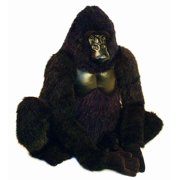 Sitting Zimbabwe Gorilla Plush Stuffed Animal