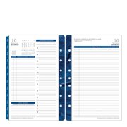 Classic Monticello Daily Ring-bound Planner - Jan 2017 - Dec 2017