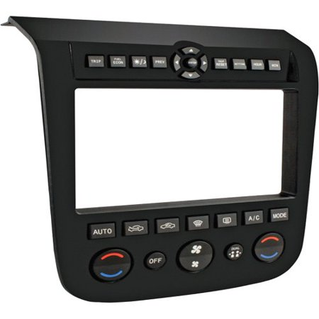 Metra 99-7612B Turbo 2 Kit Single Double Din Cabl for Nissan Murano 03-07 (Metra Electronics Metra Single)