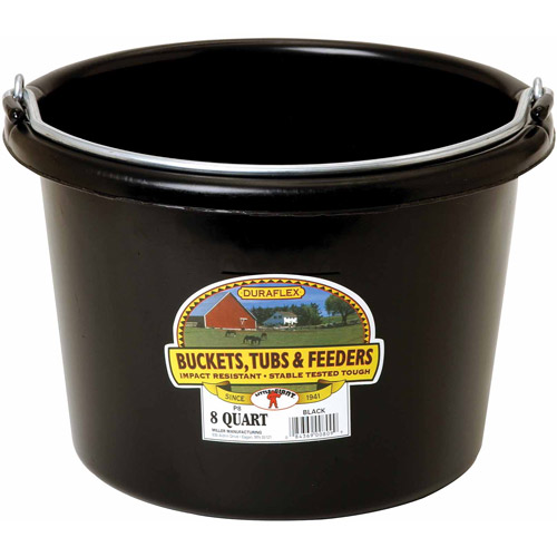 8 Quart Poly Bucket