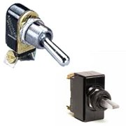 Cole Hersee M484BP  M484BP; Off-On Toggle Switch W/Longbat