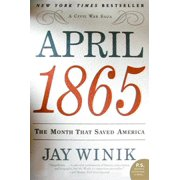 P.S.: April 1865: The Month That Saved America (Paperback)