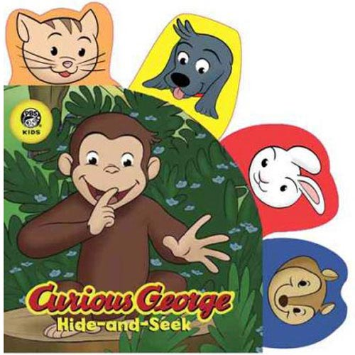 Curious George Hide-and-seek