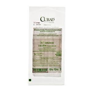 Oil Emulsion Dressing (CURAD Oil Emulsion Gauze 3