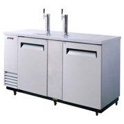 Turbo Air TBD-3SD, 69-inch Stainless Steel Beer Dispenser 3 Kegs by Turbo Air