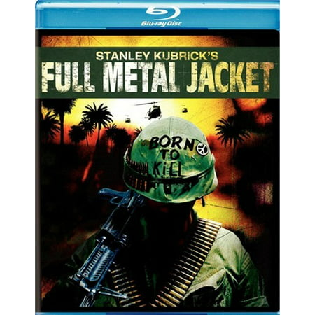 Full Metal Jacket (Deluxe Edition) (Blu-ray) (Halloweentown Full Movies)